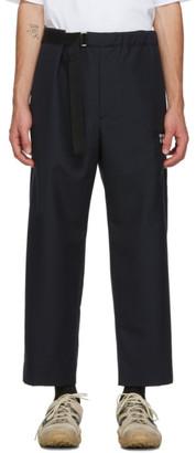 Oamc Navy Wool Regs Trousers