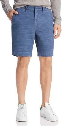 John Varvatos Flat-Front Shorts