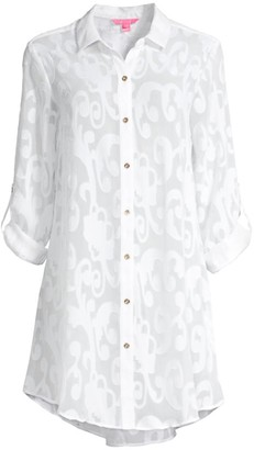 Lilly Pulitzer Natalie Tunic Cover-Up
