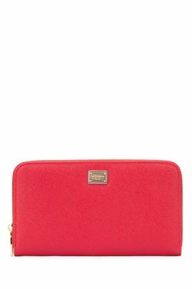 Dolce & Gabbana Dauphine Zip Wallet