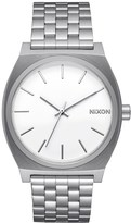 Nixon Time Teller with White Dial