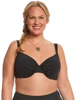 Jantzen Plus Size Solid Underwire Bikini Top 8156700
