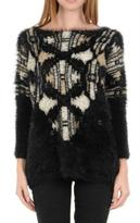 Molly Bracken Aztec Motif Jumper