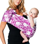 Hotslings Adjustable Pouch Baby Sling, Perennial, Regular (Discontinued by Manufacturer)