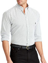 Polo Ralph Lauren Big and Tall Classic-Fit Striped Cotton Shirt