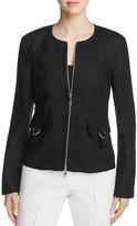 Basler Zip Front Jacket