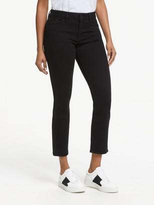 DL1961 Mara Mid Rise Ankle Length Jeans, Concrete