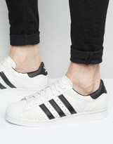 adidas Superstar 80's Sneakers In White S75836