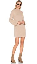 MinkPink Ripple Stitch Dress in Beige. - size XS (also in )