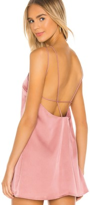 superdown Gracie Strappy Back Dress