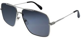 Givenchy Unisex Aviator 61Mm Sunglasses