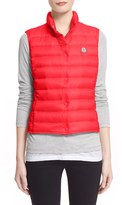 Moncler Women's 'Liane' Water Resistant Short Down Vest