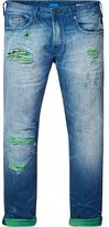 Scotch & Soda Phaidon - Damaged Jeans | Slim fit