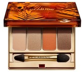 Clarins Sunkissed 4-Color Eyeshadow Palette - No Color