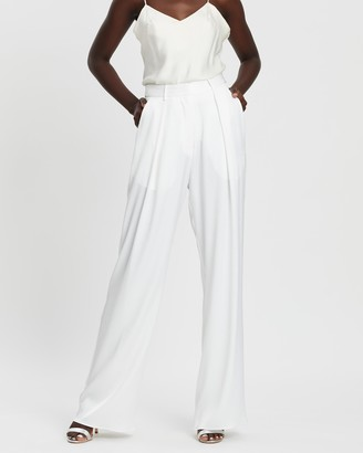 Michael Lo Sordo Relaxed Silky Lounge Pants
