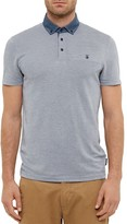 Ted Baker Zaccari Geo Regular Fit Polo