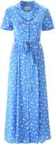 Thumbnail for your product : HVN Silk Maria Dress