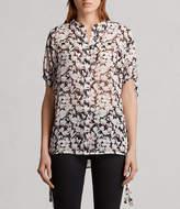 AllSaints Arlesa Magnolita Shirt