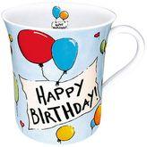 """Konitz 4-pc. """"Happy Birthday"""" Mug Set"""