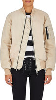 Ben Taverniti Unravel Project Women's Distressed Insulated Bomber Jacket