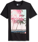 Young & Reckless Men's Palm Lifestyle Graphic-Print Logo T-Shirt