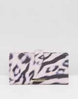 Juicy Couture Leopard Wallet