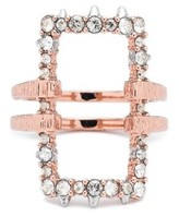 Alexis Bittar Women's Elements Rectangle Ring