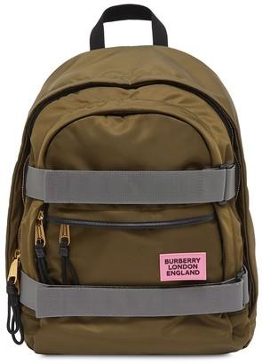 Burberry medium ECONYL Nevis backpack