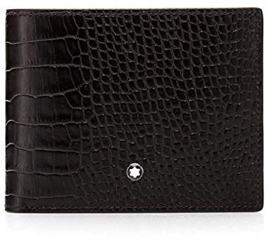 Montblanc Mont Blanc Wallet 6cc MST Selection Pocket Card