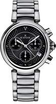 Edox Women's 10220 3M NIN LaPassion Analog Display Swiss Quartz Silver Watch