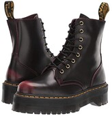Dr. Martens Jadon Quad Retro (Cherry Red Arcadia) Women's Shoes