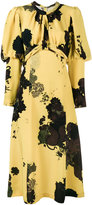 Dries Van Noten Dendy floral print dress - women - Silk - 34