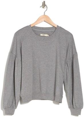 UGG Adlin Puff Sleeve Sweatshirt