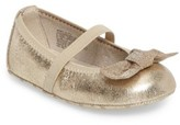 Stuart Weitzman Infant Girl's Fannie Glitz Mary Jane