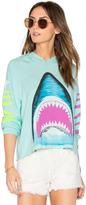 Lauren Moshi Oceana Bright Shark Pullover