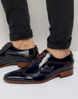 Jeffery West Yardbird Leather Derby Brogues
