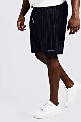 Big & Tall Signature Stripe Short