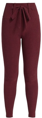 YEAR OF OURS Heather Tie Leggings