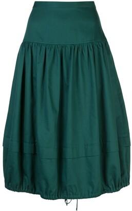 Tibi Harrison balloon skirt