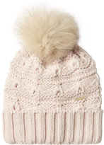 Woolrich Wool Hat with Pom-Pom
