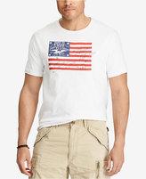 Polo Ralph Lauren Men's Big & Tall Jersey Cotton Graphic-Print T-Shirt