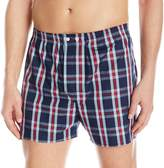 Derek Rose Men's Barker 10 Classic Cotton Boxer Shorts
