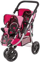 Bayer Doll's Pram Twin Jogger