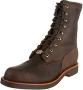 "Chippewa Men's 20070 8"" Rugged Handcrafted Lace-Up Boot"