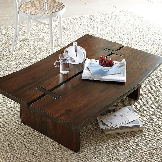 west elm Raw Edge Coffee Table