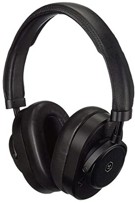Master & Dynamic MW65 Active Noise Cancelling Wireless Headphones (Black) Headphones