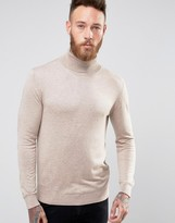 Benetton Roll Neck Sweater