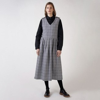 Kate Sheridan Glencheck Pottery Dress