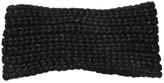 Calvin Klein Metallic Shaker Stitch Headband