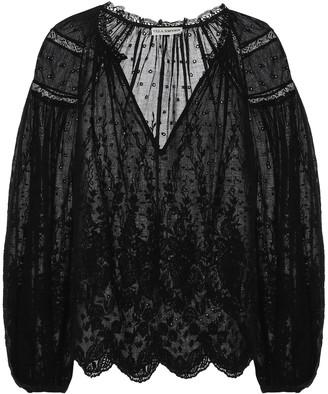 Ulla Johnson Harper cotton blouse